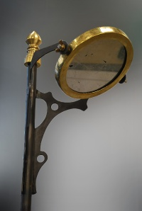 harmonograph mirror