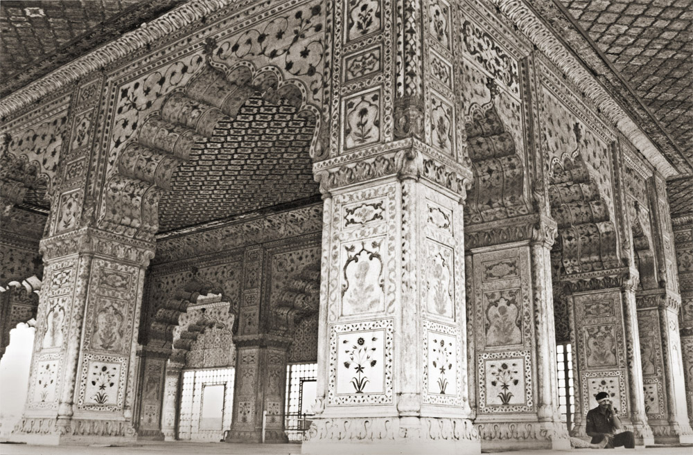 Time Travelling Mughal Architecture Anita Chowdry
