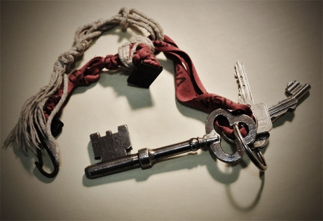 The key of the crypt