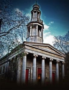 St. Pancras Parish Church, London