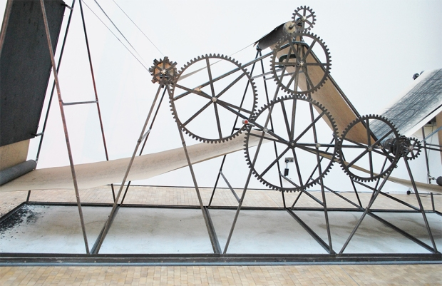 LAB drawing machine, Octave and Theo
