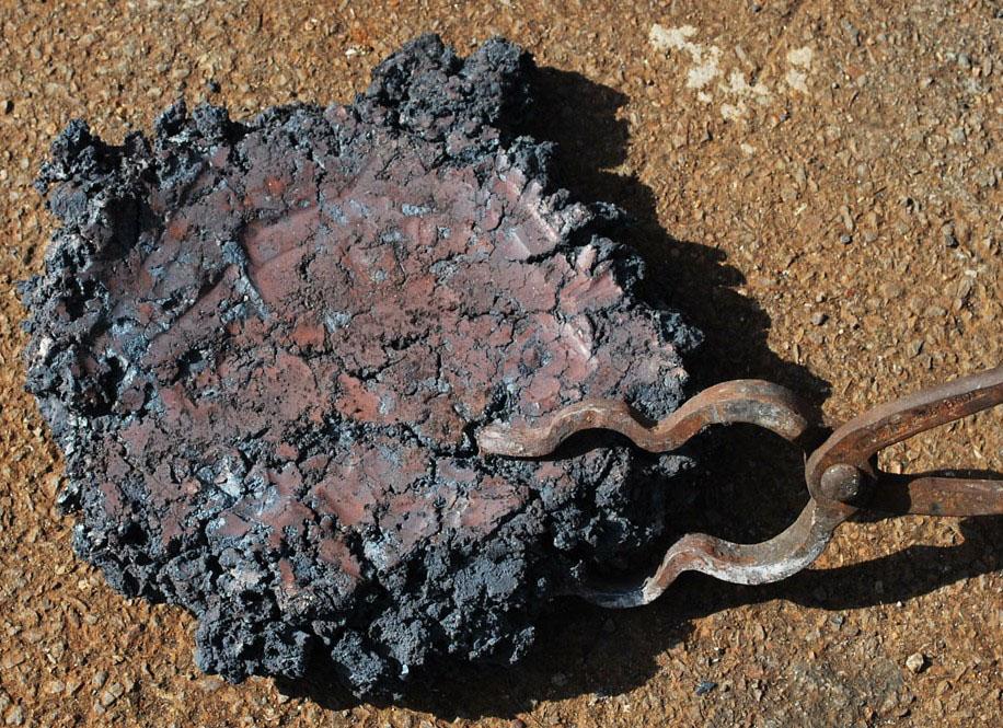 The Ancient Art Of Smelting Iron Anita Chowdry