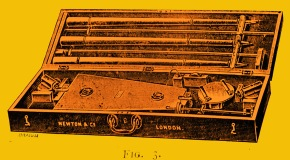 newton's boxed machine
