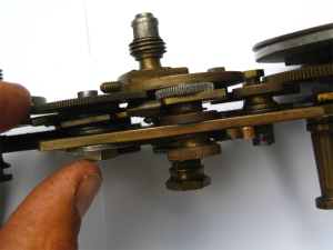 Detail of gears. Image copyright Geararium.org