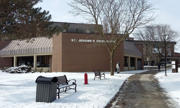 St. Jermoe's University, Waterloo, Canada