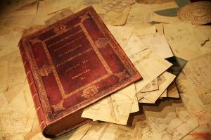 Codex Atlanticus at Biblioteca Ambrosiana. Image: Wikimedia Commons