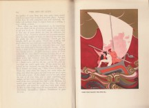 The Love Books of Ovid illustrated by Jean de Bosschere