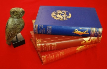 Three of Jean de Bosschere's titles published between 1923 and 1925